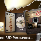 71 risorse gratuite in formato .psd per Adobe Photoshop
