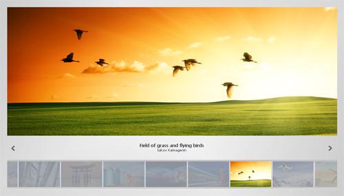 TN3 Gallery 7 gallerie Premium in jQuery per mostrare le foto nei tuoi siti
