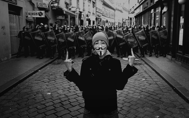 anonymous-deface