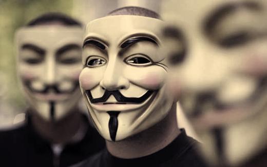 anonymous Anonymous: nuovo attacco informatico al Governo il 13 Febbraio