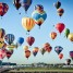 TimeLapse dell'Albuquerque International Balloon Festival