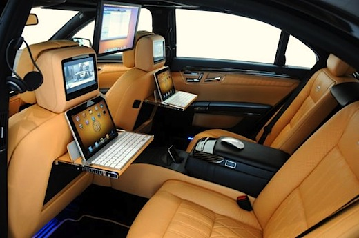 brabus ibusiness BRABUS iBusiness: la MelaMobile che ogni Fan Apple sogna...