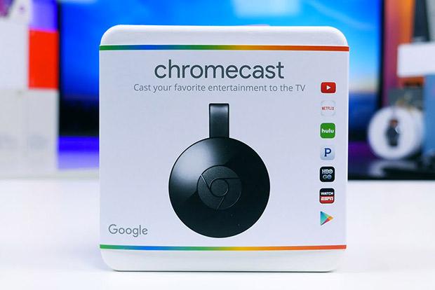 estensione chromecast