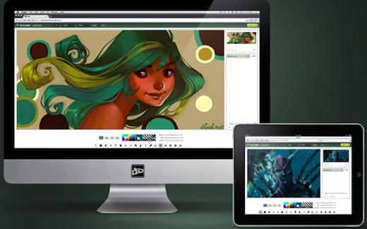 Deviantart muro nuovo strumento per il disegno online for Strumento di disegno di architettura online