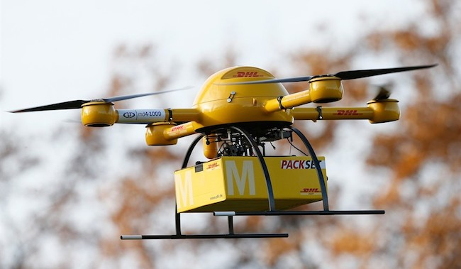 drone-corriere-dhl