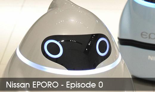 eporo Nissan EPORO: il primo Robot al mondo in grado di muoversi in branco