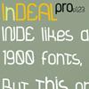 font22 Raccolta di 30 font creativi