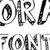 font6 Raccolta di 30 font creativi