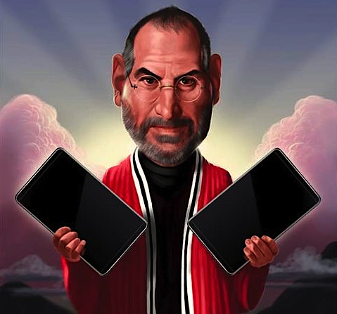 god jobs Flash News: Habemus iPad!