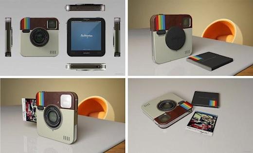 instagram socialmatic camera Instagram Socialmatic Camera: la fotocamera di Instagram