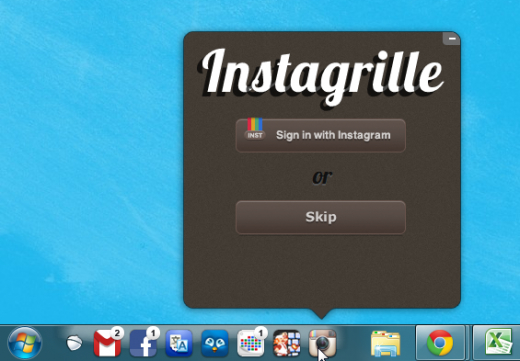 instagrille Instagrille: Instagram per Windows