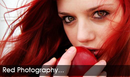 red apple Collezione di foto sulle tonalità del Rosso