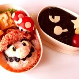 Ricetta da geek: Super Mario Bros Bento Box