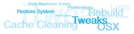 tag tag tag iTweaX: ottimo software per la gestione di funzioni avanzate in Mac OS