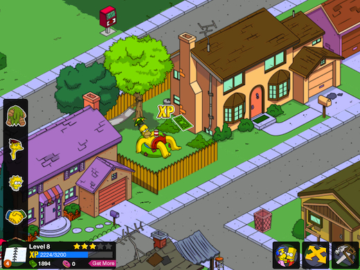the simpsons tapped out2 The Simpsons Tapped Out: come scaricare il gioco per iPad, iPhone e iPod Touch